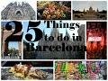 25 Cosas Para Hacer En Barcelona (español)