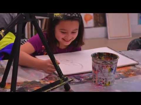 The Art Studio NY: Kids & Teens Art Classes