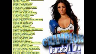 DJ KENNY   CHAMPION DANCEHALL MIX   SEPTEMBER 2012 $$$DJ FERNISS$$$