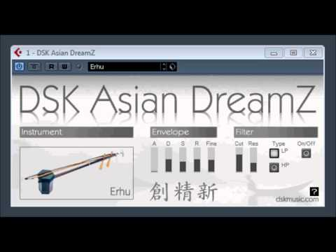 DSK Asian DreamZ by DSK Music
