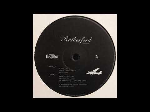 Rutherford - Closure ( Cessna 2005 ) ( Kondi Records )