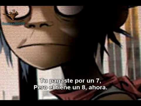Gorillaz - Revolving Doors (Subtitulado al español)