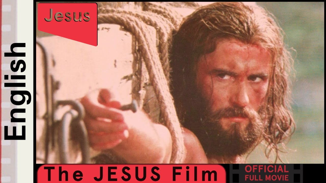 JESUS | The JESUS Film | English | Official Full Movie