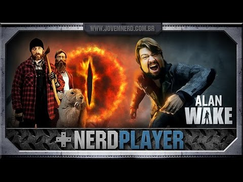 Alan Wake - O Troll da floresta