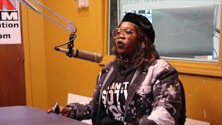 Yasmin Young Talks With Janet Jackson Backup Dancer Alli a WNY Native
