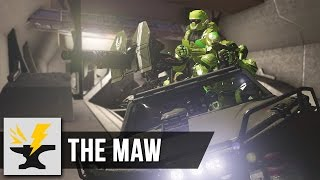 The Maw - Halo 5 Custom Game