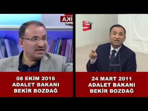Bekir Bozdağ - Fetullah Gülen