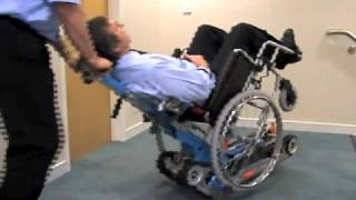 Stairmate Wheelchair Carrier, Stair Mate Powered Wheelchair Lift, Reduced Mobility