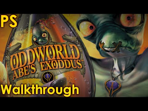 Oddworld: Abe's Exoddus Walkthrough