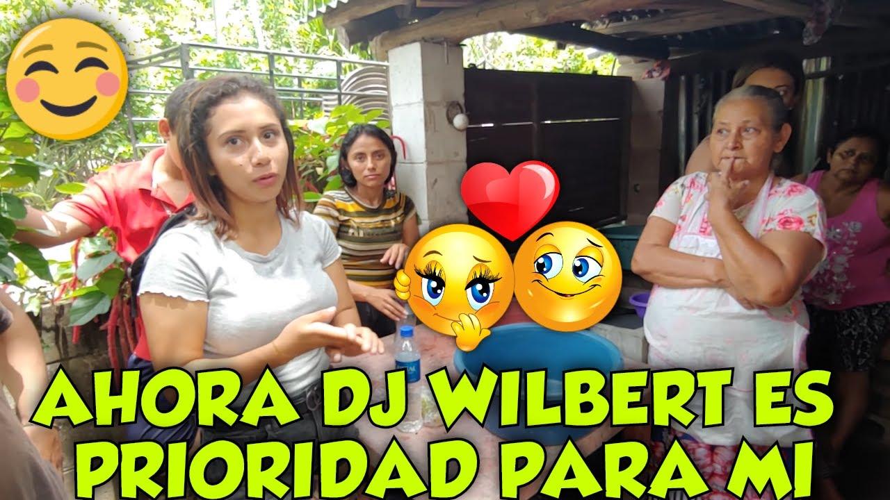 BESSY DICE QUE DJ WILBERT SE HA GANADO SU CORAZÓN😍 LA HUEVA NO LE DA PRIVACIDAD A BESSY😬 Parte 19