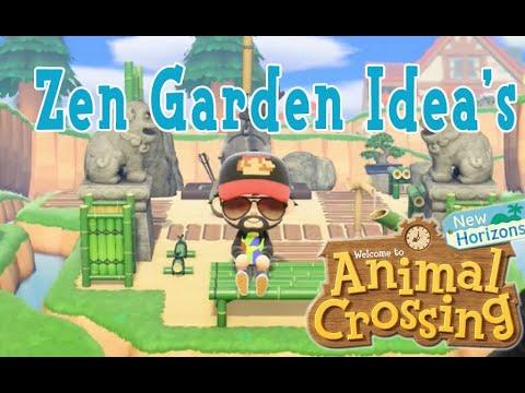 Japanese Zen Garden Design Ideas Animal Crossing New ...