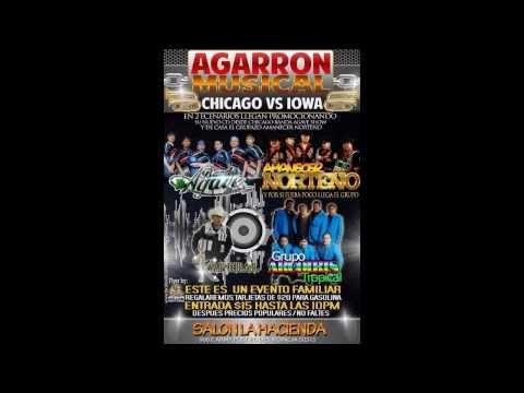 Agarron Musical | Chicago vs Iowa |Des Moines, Iowa | Salon La Hacienda | 3/16/13