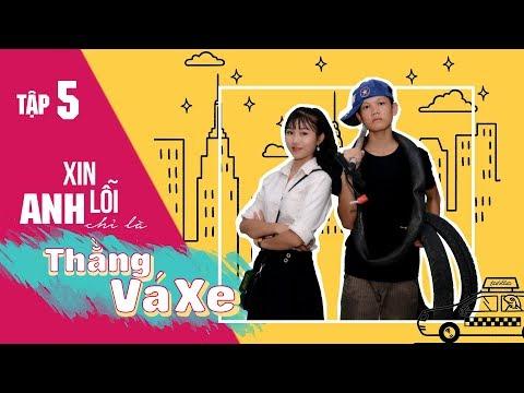 XIN LỖI, ANH CHỈ LÀ THẰNG VÁ XE - Tập 5 - Con Nit channel