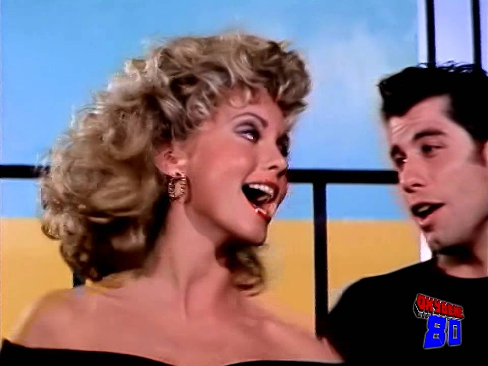 Grease You Re The One That I Want Official Video Reworked Youtube