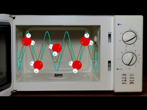Jak działa mikrofalówka? | #61 [Ciekawostki]