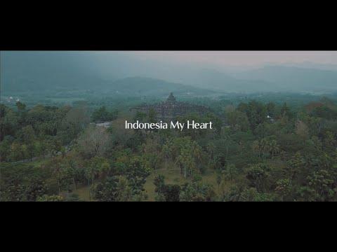 [Lyrics Video] Indonesia My Heart / インドネシア・マイハート