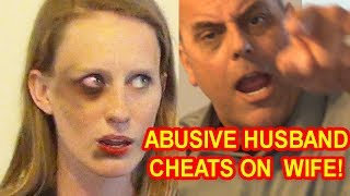 Angry Husband Caught Cheating! *GETS ANGRY!* | To Catch a Cheater