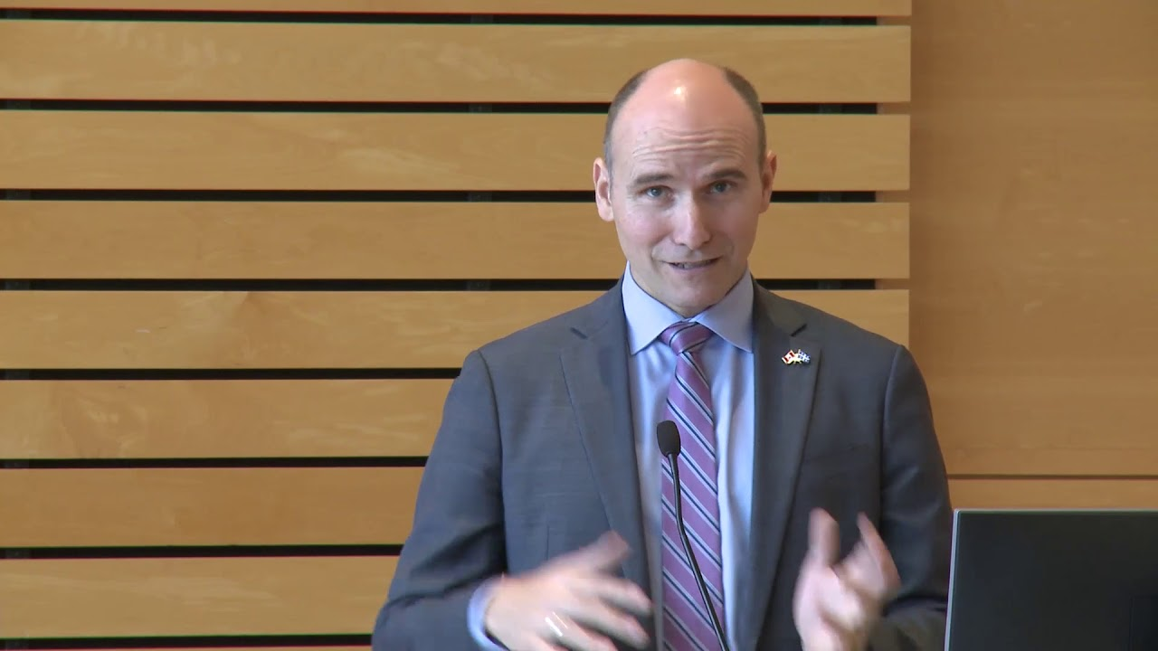 Le programme de développement durable à l'horizon 2030, perspective du Canada
