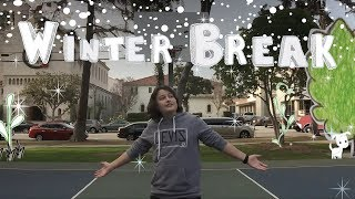 Watch Anthony Bvlgari Winter Break video
