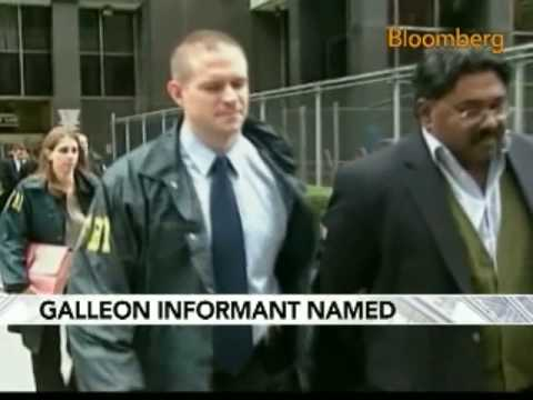 Galleon Informant May Be Roomy Khan, WSJ Says: Video