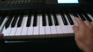 how to play let em in by paul mcartney tutorial