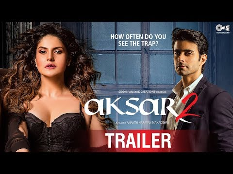 Aksar 2 Official Trailer | Latest Bollywood Movie | Zarine Khan, Gautam Rode | 6th October 2017
