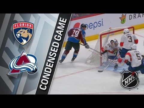 Florida Panthers vs Colorado Avalanche – Dec. 14, 2017 | Game Highlights | NHL 2017/18 Обзор