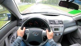 2009 Toyota Camry 2.5 (179) POV TEST Drive