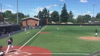 Brandon Leitgeb (PBC) vs Taylor Baseball 7-2-16 ab 3