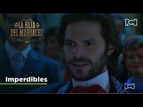 Emiliano le da una gran sorpresa a Rosario y a la manada   La hija del mariachi