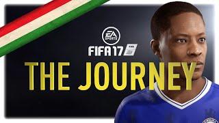 ITT A SZTORI MÓD 🐧 Fifa 17 - The Journey [DEMO]