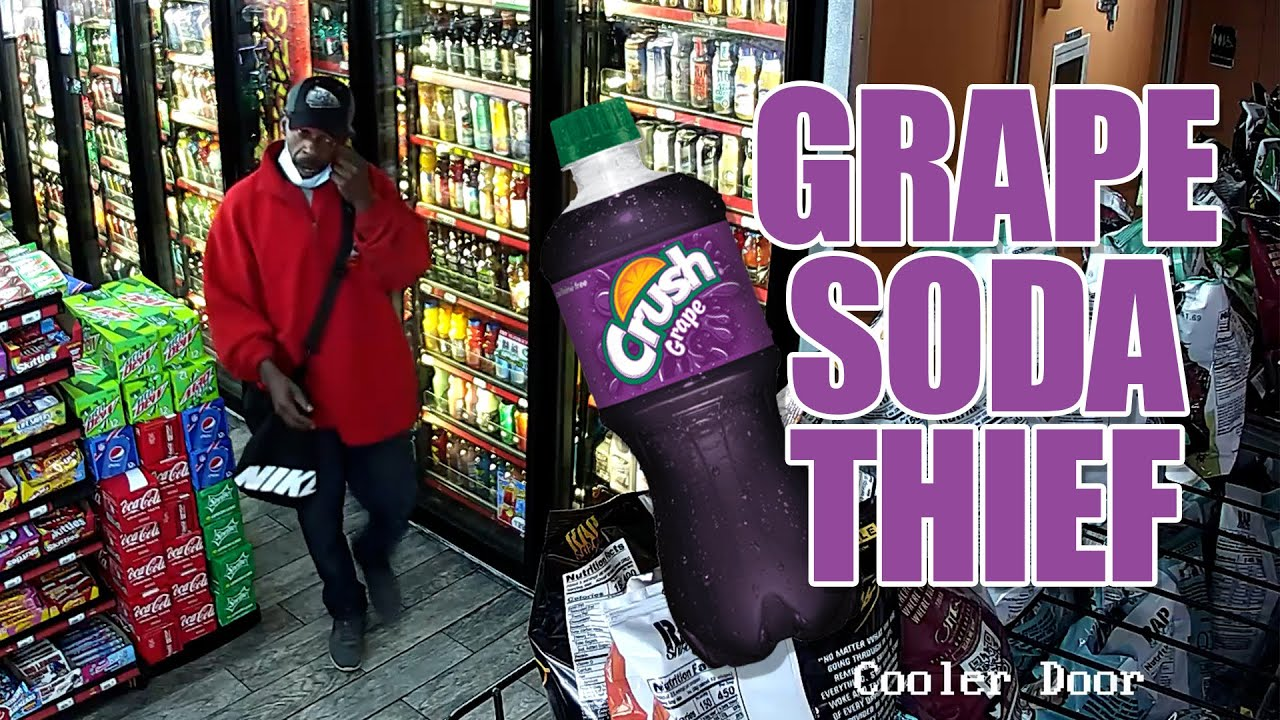 The Grape Soda Swindler (FavTrip)