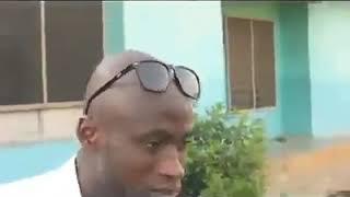 Math Teacher looking for Directions  (comedy skit) (Nigerian comedy)(Steven spiritus skits)