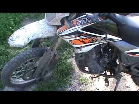 Самодельный натяжитель цепи для мотоцикла