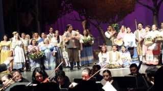 Ópera Elixir de Amor FAOT Álamos 20140129. Extracto 1