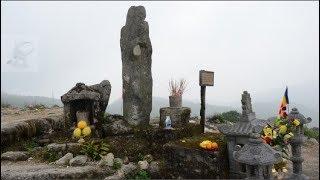 Bí mật của pho tượng đá An Kỳ trên đỉnh Yên Tử