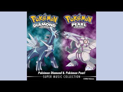 Pokémon Diamond & Pearl - Lake Guardian Battle!