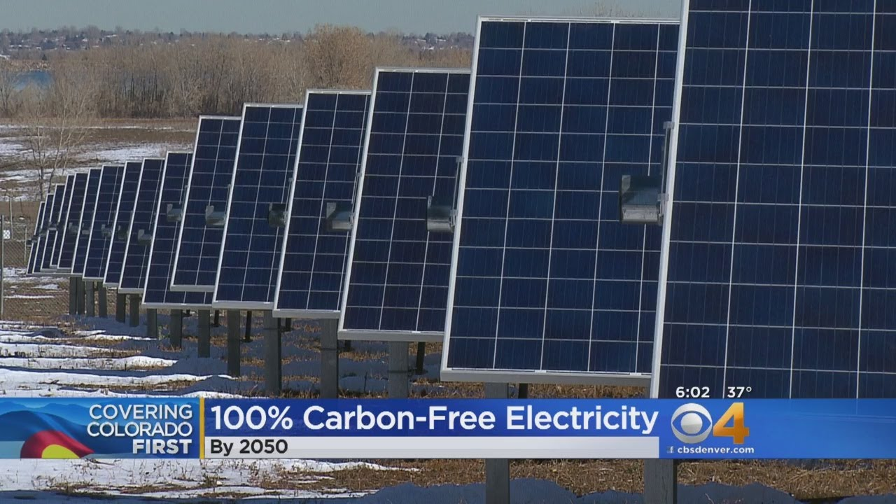 Xcel Energy Announces Plan For Zero Carbon Electricity By 2050