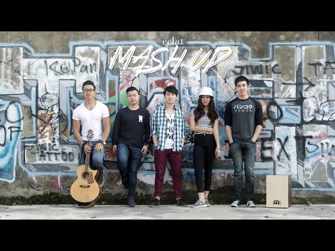 Shut Up and Dance, One Last Time, I Really Like You - Mash Up Cover by eclat