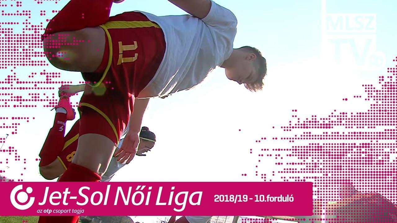 Szent Mihály - MTK Hungária FC | 0-4 | JET-SOL Liga | 10. forduló | MLSZTV