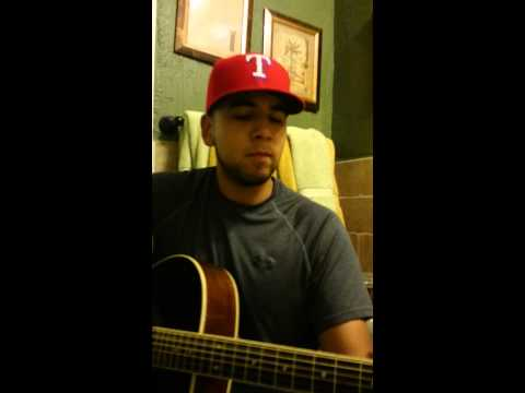 Taste by josh abbott band (cover)