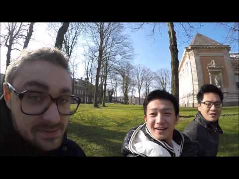 Norihiro in Paris - February 2016 - Gopro Hero 4 Black Edition