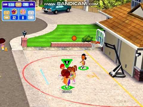 Backyard Basketball Gameplay 13 (Part 1) - YouTube