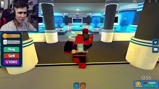 I BECAME SPIDERMAN IN ROBLOXAT!