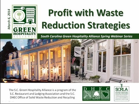 Profit with Waste Reduction Strategies