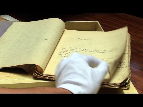 #50 The Writers' Archive of Chile's National Library - Living Atlas Chile