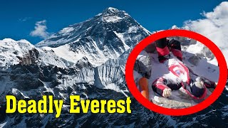 Dead bodies on Mt  Everest film 2018 | The Infinite Journey  Mt  Everest |  film by Sherpa 1