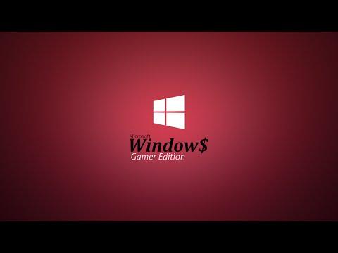 โหลด Windows 7, 8.1, 10 Gamer Edition ลิ้งเดียว