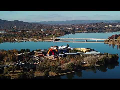 Canberra in Autumn 2018 (Drone)