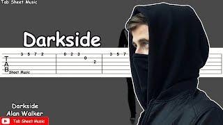 Gambar cover Alan Walker - Darkside Guitar Tutorial